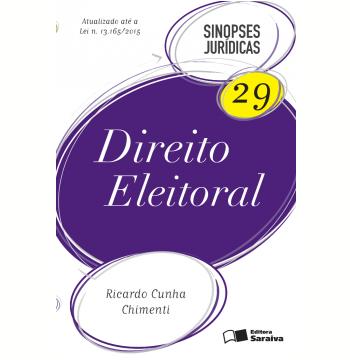 Direito Eleitoral - Vol. 29 - 7ª Ed. 2017