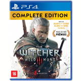 The Witcher III - Wild Hunt - Complete Edition (PS4) -