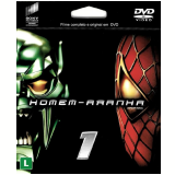 Homem Aranha 1 (DVD) - Tobey Maguire, Kirsten Dunst
