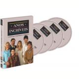 Anos Incríveis - 2ª Temporada Completa (DVD) - Daniel Stern, Dan Lauria, Fred Savage