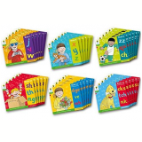 Oxford Reading Tree Floppys Phonics Sounds And Letters 2 Class Pack Of 36 -