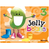 Jelly Beans 3 - Student's Book (with Cd-rom) - Rebecca Williams