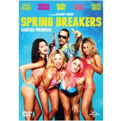 DVD - Spring Breakers - Garotas Perigosas - James Franco - 7899587903766