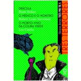 TRÊS TERRORES - 1ª edição (Ebook) - Leo Cunha