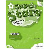 Super Stars 4 Teacher's Book Pack -