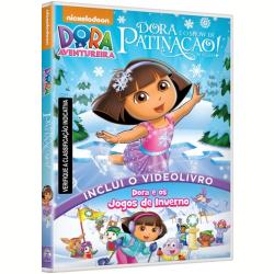 DVD - Dora A Aventureira - Dora E O Show De Patinaçao No Gelo - Chris Gifford ( Diretor ) - 7899814205502