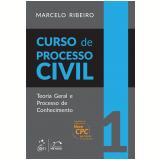 Curso De Processo Civil Vol.1 - Marcelo Ribeiro