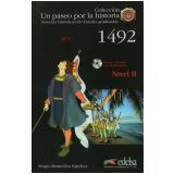 1492  Nivel 2 (+ CD Audio) - Sergio Remedios Sanchez