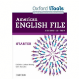 American English File Starter Itools - Second Edition (CD) -