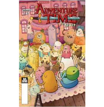 Adventure Time 47 (Ebook)