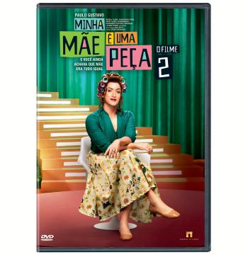 Minha Mãe É Uma Peça 2 (DVD)