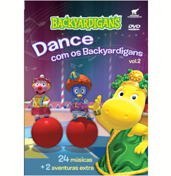 Dance Com os Backyardigans (Vol. 2) (DVD)