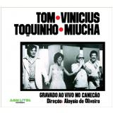 Tom, Vinícius, Toquinho, Miúcha - Digipack (CD) - Vários