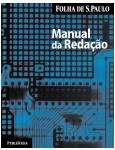 MANUAL DA REDA��O
