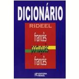 Dicionário Rideel Francês-Português-Francês - Afonso Telles Alves