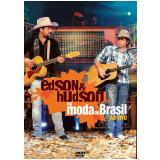 Edson e Hudson: Na Moda do Brasil Ao Vivo (DVD) - Edson e Hudson