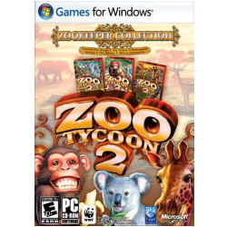 Zoo Tycoon 2: Cole��o do Tratador (Jogo Original + 2 Expans�es) (PC)