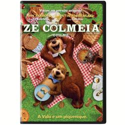 DVD - Zé Colmeia - O Filme - Vários ( veja lista completa ) - 7892110120203