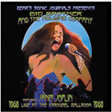 Big Brother And The Holding Company Feature Janis Joplin - Live At The Carousel Ballroom 1968 (CD) - Big Brother And The Holding Company Featuring Janis Joplin