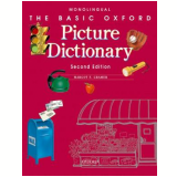 Basic Oxford Picture Dictionary Monolingual - Second Edition -