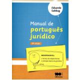 Manual de Português Jurídico - Eduardo Sabbag