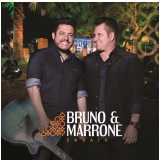Bruno & Marrone - Ensaio - Ao Vivo em SP 2017 (CD) - Bruno e Marrone