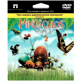 Minúsculos (DVD) - Thomas Szabo, Helene Diraud