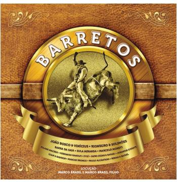 Barretos 2017 (CD)
