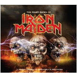 Box - The Many Faces Of Iron Maiden - Digipack (CD) - Iron Maiden