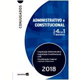 Códigos 4 Em 1 Saraiva – Administrativo e Constitucional - Editora Saraiva