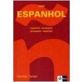 Mini Dicionário Espanhol Português Português Espanhol - Fernando Amado Aymore