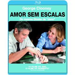 Blu - Ray - Amor Sem Escalas - George Clooney, Vera Farmiga, Jason Bateman - 7890552098869