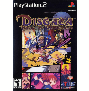 Disgaea: Hour of Darkness (PS2)