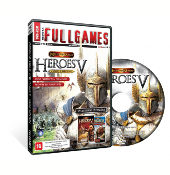 Heroes of Might and Magic V (Gold Edition) - Fullgames (PC)
