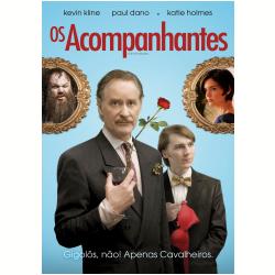 DVD - Os Acompanhantes - Vários ( veja lista completa ) - 7890552109190