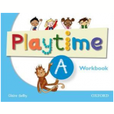 Playtime A - Activity Book - Claire Selby