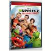 Muppets 2�(Blu-Ray) + (DVD)