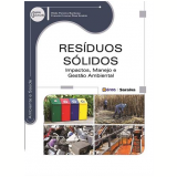 Residuos Solidos - Impactos, Manejo E Gestao - Rildo Pereira Barbosa
