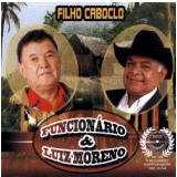 Funcionário  & Luiz Moreno - Filho Caboclo (CD) - Funcionário  & Luiz Moreno