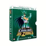 Os Cavaleiros do Zodíaco (Vol. 2) (Blu-Ray) -