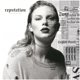 Taylor Swift - Reputation (CD) - Taylor Swift