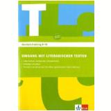 Umgang Mit Literarischen Texten: Arbeitsheft Für Die Klassen 8 Bis 10 -