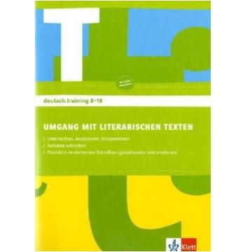 Umgang Mit Literarischen Texten: Arbeitsheft Für Die Klassen 8 Bis 10