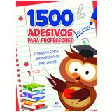 1500 Adesivos Para Professores, Em Inglês - Ciranda Cultural