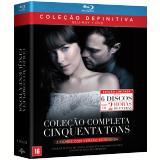 Coleção - Cinquenta Tons - 6 Discos (Blu-Ray) - James Foley (Diretor)