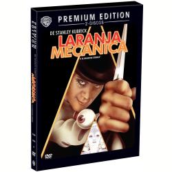 DVD - Warner Premium - Laranja Mecânica - Edição Especial - Stanley Kubrick ( Diretor ) - 7892110112420