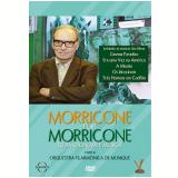 Morricone por Morricone - Eu Amo Cinema e Música (DVD) - Giovanni Morricone (Diretor)