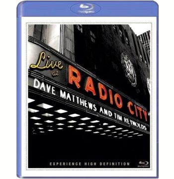 Dave Matthews and Tim Reynolds - Live at Radio City (Blu-Ray)
