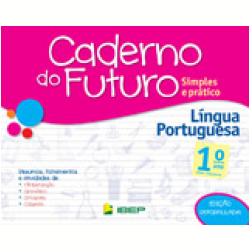 Caderno Do Futuro - L�ngua Portuguesa - 1� Ano