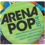 Arena Pop 2014 (CD) - Vários